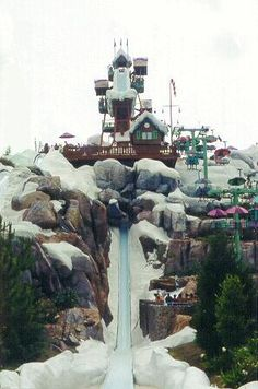63 Best Disney S Blizzard Beach Water Park Images On Pinterest