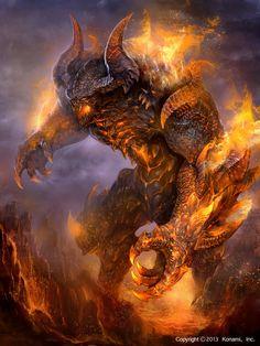 Fantasy and Sci-fi at their best. Dark Fantasy Art, Foto Fantasy, Fantasy Artwork, Demon Artwork, Monster Concept Art, Fantasy Monster, Monster Art, Creature Concept Art, Creature Design