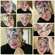 Maquillage fait avec les produits Younique #younique #produitnaturel #maquillage #brokendoll  www.mascara3dwow.ca