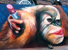 Masai From our friends at Global Street Art