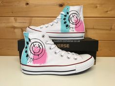 b76a04942844 52 Desirable Music Band Themed Converse images in 2019