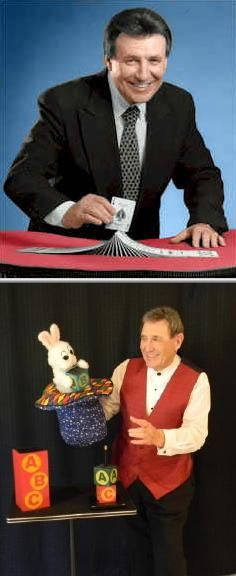 Houston's best corporate-friendly and family magician, Scott Hollingsworth is in demand for corporate events, trade shows, birthday...