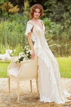 Bellos vestidos de novias | Terminaciones espectaculares