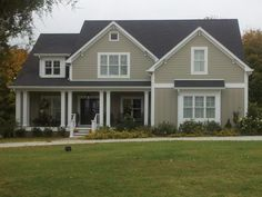 Front of DreamHome Source plan DHSW50597 - 4 bd, 3.5 baths