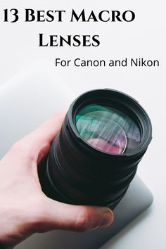 Now is the perfect time to dive into the unseen world of macro photography, but you'll need a dedicated macro lens! We've rounded up the 13 best macro lenses for Nikon and Canon DSLRs right here Macro Photography Tips, Photography Settings, Landscape Photography Tips, Photography Tips For Beginners, Photography Lessons, Photography Camera, Photography Tutorials, Learn Photography, Photography Business