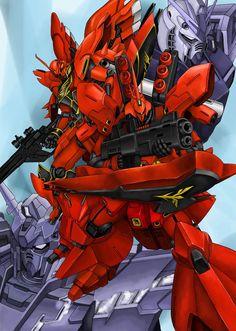 Awesome Gundam Digital Artworks  [Updated 8/7/16]