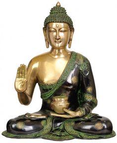 Large Blessing Buddha