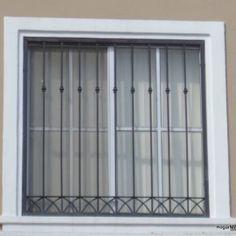 Modern Bungalow House Design, Grill Door Design, Grill Design, Door Design, Balcony Grill Design, Home Window Grill Design, Balcony Design, Window Protection, Window Design