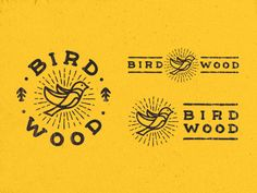 logo for a small company manufacturer of wood furniture