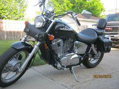 2007 Honda Shadow Spirit - $4800