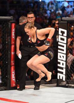 UFC 190: Rousey vs Correia | Ronda Rousey Official Website