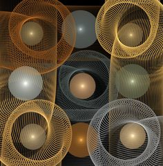 Spring Balls by Tibodo on deviantART