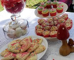 Show us your party – Isobel's fabulous fairy birthday