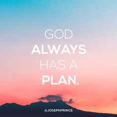 For I know the plans that I have for you,' declares the LORD, 'plans for welfare and not for calamity to give you a future and a hope. (Jeremiah 29:11 NAS)   https://www.facebook.com/josephprince/photos/1378083755572803