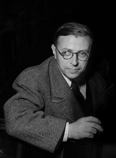 Jean-Paul Charles Aymard Sartre (1905–1980), was a French philosopher, playwright, novelist, screenwriter, political activist, biographer, and literary critic. He was one of the key figures in the philosophy of existentialism and phenomenology, and one of the leading figures in 20c French philosophy. He has also been noted for his open relationship with the prominent feminist theorist Simone de Beauvoir. Was awarded the 1964 Nobel Prize in Literature and refused it.