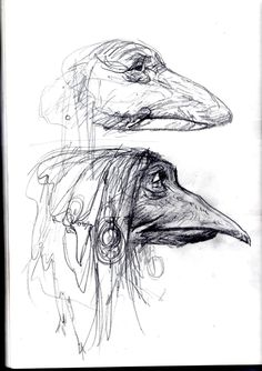 Brian Froud ✤ || CHARACTER DESIGN REFERENCES | Dark Crystal!!!