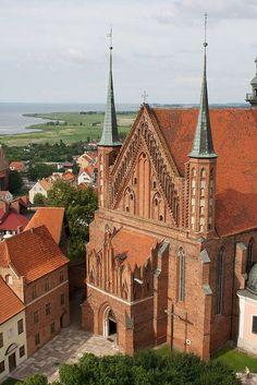 Frombork, Warmia y Mazury, Polónia