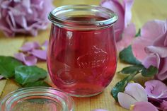 How To Make Homemade Lavender and Rose Simple Syrups | The View from Great IslandBloglovinFacebookInstagramPinterestRSSTwitter