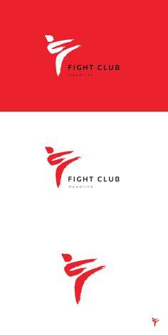 Fight club logo.. Logo Templates. $29.00