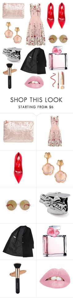 """""""Velvet Fashion"""" by mack525 ❤ liked on Polyvore featuring BP., Sergio Rossi, Pasquale Bruni and Ralph Lauren"""