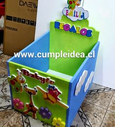 Farm Birthday, Birthday Parties, Baby Tv Cake, Ideas Para Fiestas, Paw Patrol, Toy Chest, Hello Kitty, Baby Shower, Halloween