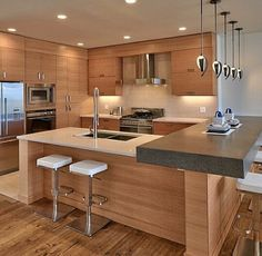 Nice kitchen