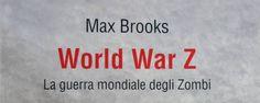 World War Z letto da Mattia De Franceschi #libri #sugarpulp #worldwarz