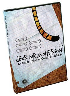 Dear Mr. Watterson // @daltonshop.be // #Calvin&Hobbes // Dear Mr. Watterson' is een eerbetoon aan het nalatenschap van Bill Watterson. De film vertelt hoe 'Calvin & Hobbes' de stripwereld in de jaren '80 en '90 voorgoed veranderde en hoe de strip sindsdien nog niets aan populariteit heeft ingeboet. //