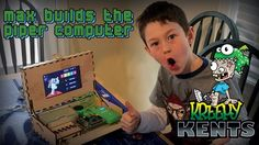 Watch this video to see the Piper Computer Kit being built. With this kit, kids can build their own computer to play Minecraft on, and for Christmas this yea. How To Play Minecraft, Kits For Kids, Science For Kids, Toys, Building, Marriage, Science For Toddlers, Buildings