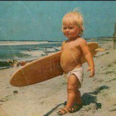 Little surfer guy :)