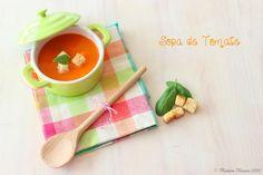 Madame Xícaras: Sopa de Tomate