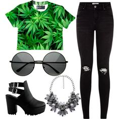 Herbs by yesideadeniyi on Polyvore featuring polyvore fashion style