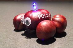 Conkers Craft, Police, Workshop, Arts And Crafts, Craft Ideas, Halloween, Fall, Nature, Kids