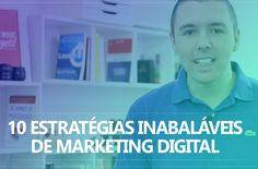 Bom dia Nação Humana...  Tenha você, um lindo dia! E hoje você vai ver as 10 Estratégias Inabaláveis Para Sucesso No Marketing Digital com Alex Vargas... Então é só acessar aqui https://go.hotmart.com/W5077671Q?pad=http://www.nucleoexpert.com/marketing-digital-estrategias/ e aproveitar o conteúdo, se gostar me avise.