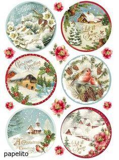 DFSA4197 Rizspapír A/4 - Karácsonyi gömbök - Papelito: kreatív hobby, papír-írószer - webáruház, webshop