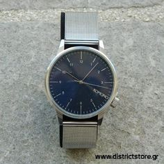 KOMONO Watches Royale Collection: ανδρικά & γυναικεία ρολόγια των Βέλγων σχεδιαστών στο κατάστημα μας. #DistrictConceptStore , Ιωάννινα.