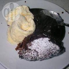 Self Saucing Chocolate Pudding @ allrecipes.co.uk