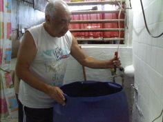 http://FRANZPERIODISMOTUY.COM #07M #Reporta 4 DÍAS SIN UNA GOTA DE AGUA EN LA URB:PAROSCA DE OCUMARE-¿HIDROCAPITAL?#SOS RT