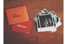 """""""Printic enables users to choose photos from their iPhone's camera roll or their Facebook and Instagram accounts, and order them as Polaroid-style prints. After selecting the photos you want, they can be cropped and edited."""""""