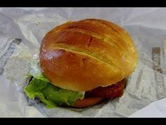 698. Американская еда. Фастфуд. Big Fish Sandwiches. Burger King. Магази...