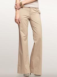 Perfect Khakis by Gap. $54.95
