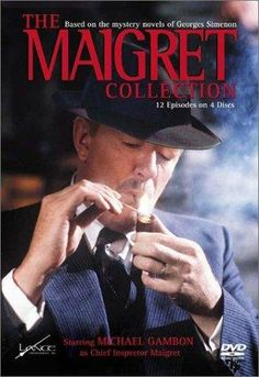 Maigret (TV Series 1992– ) Murder and Mayhem on the Continent
