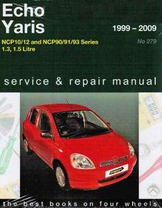 2017 toyota yaris wrc toyota rh pinterest com toyota echo 2005 service manual pdf toyota echo owners manual pdf