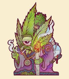 Your global source for the latest marijuana news in Along with the Best CBD products, and a up to date watch on weed legalization. Dope Kunst, Weed Buds, Drugs Art, Arte Alien, Psychadelic Art, Marijuana Art, Stoner Art, Weed Art, Street Art