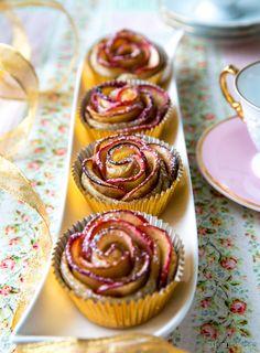 Voitaikina-omenaruusut | Reseptit | Kinuskikissa Biscuits, Baking, Sweet, Desserts, Christmas, Cakes, Food, Kitchen, Crack Crackers