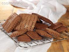 Biscotti al cacao per gelato: Ricette Dolci | Cookaround
