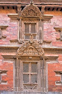 Kumari Bahal by Ricardo Bevilaqua, via Flickr  Nepal
