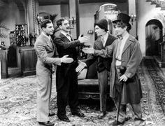 The Cocoanuts: The Marx Brothers' First Film - Neatorama