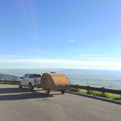 The view here is AMAZING!  My teardrop camper is more fun than i expected!  Bighorn National Forest.