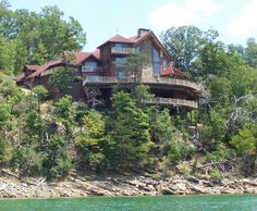 266 best lake homes for sale images on pinterest lake homes lakes corporate retreat at lone mountain shores norris lake tennessee publicscrutiny Choice Image